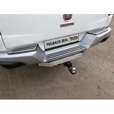 Фаркоп на Fiat Fullback  (2016-2020) ТСС, артикул TCU00087