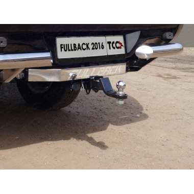 Фаркоп на Fiat Fullback  (2016-2020) ТСС, артикул TCU00092