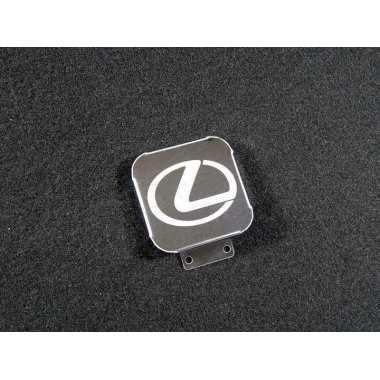 Заглушка на фаркоп с логотипом (Lexus) ТСС, артикул TCUZLEX1