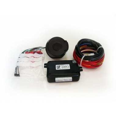 """Универсальная электрика """"Pol"""" с блоком согласования Smart-Connect 7-полюсная UE 8001. Артикул UN-15"""