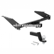 Фаркоп на Ford Edge 2 (2015-2021) Thule, артикул 595800